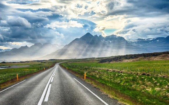 Путешествие по Исландии на