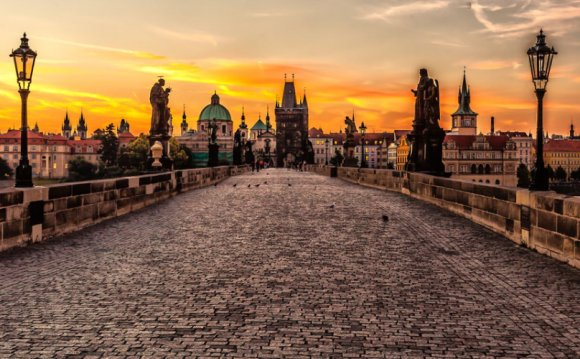 Прага – один из крупнейших