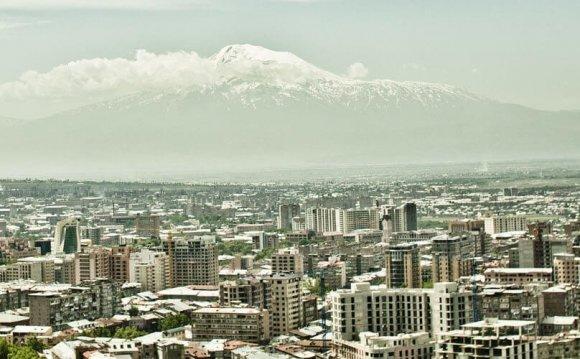 Ереван 2016 — отдых, экскурсии