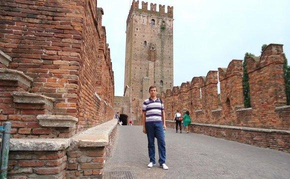 Летнее путешествие по Италии