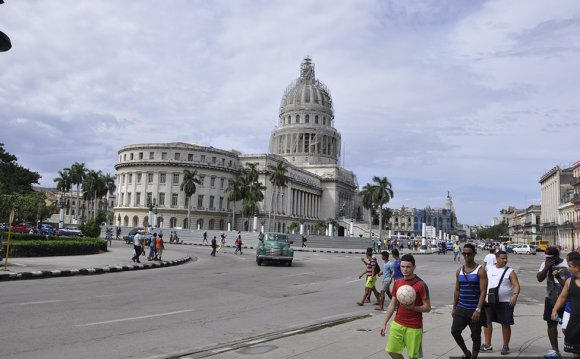 Capitol Маршрут