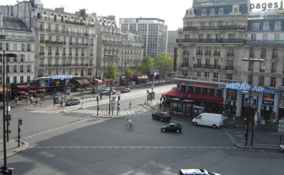 От Парижа до юга Франции и