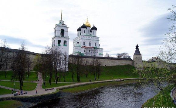 Отчет о поездке Псков