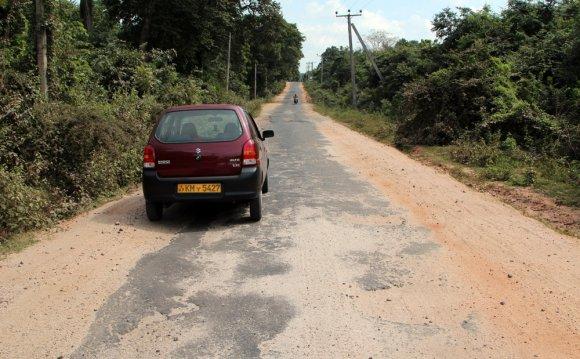 путешествие по Шри Ланке