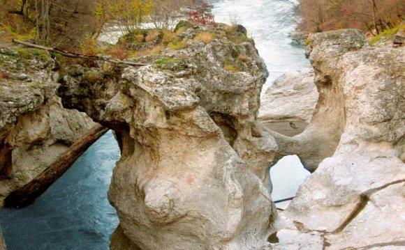 Хаджохский каньон