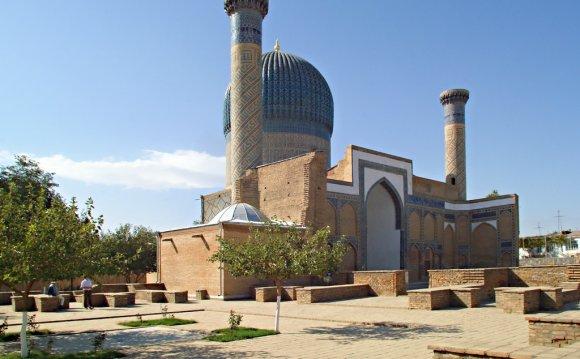 На юго-востоке Узбекистана
