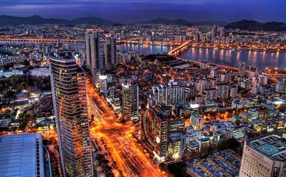 Сеул: самостоятельное