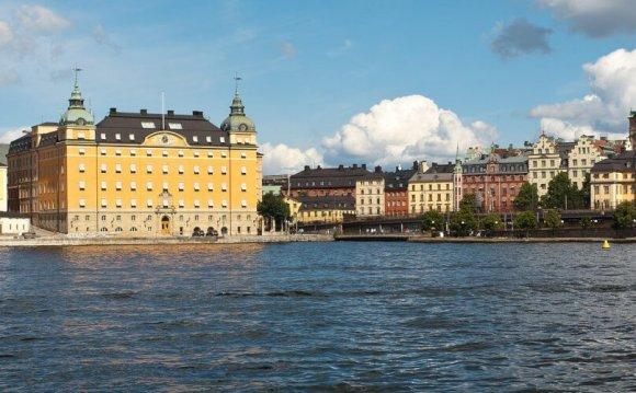 Стокгольм 2016 — отдых