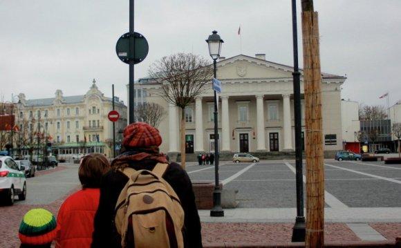 Вильнюсская Ратуша