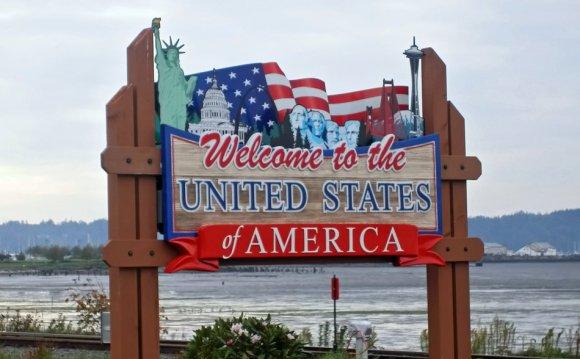 В Америку самостоятельно