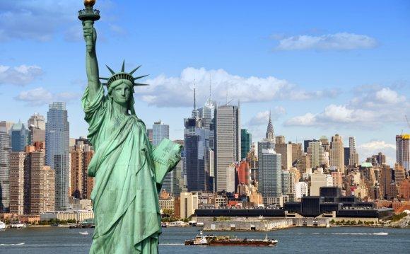 В Нью-Йорк самостоятельно