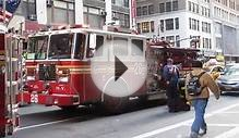 FDNY, NYC Fire Department Самостоятельные путешествия c